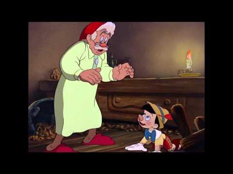 Walt Disney - pinocchio (part1)
