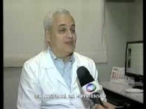 Açougueiros Alexander no programa a coisa mais importante sobre hipertensão
