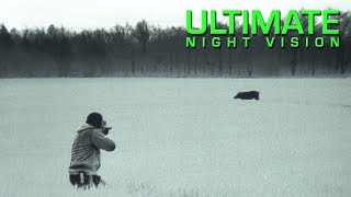 Gambar cover Must-See Night Hunting Footage IR Hunter MKIII 60mm and REAP-IR Thermal Scopes