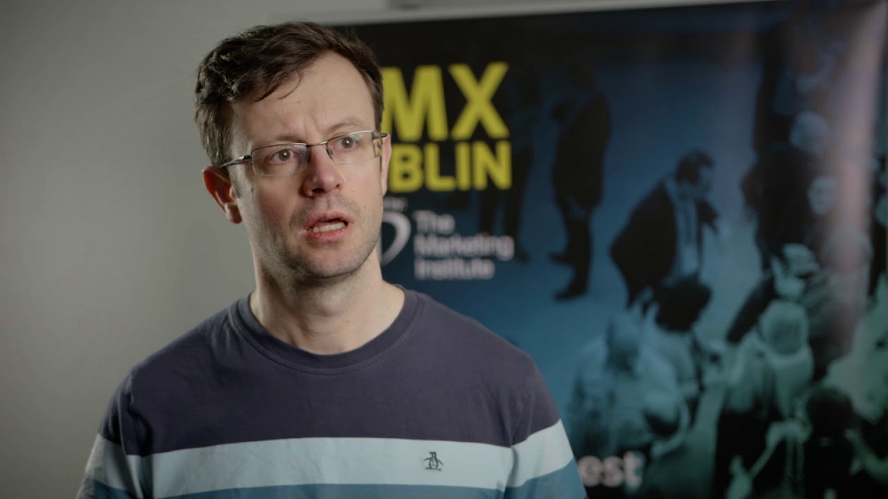 Richard Shotton, The Choice Factory - Interview @ DMX Dublin 2018