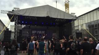 Video MY PULSE - Svině (Masters of Rock 2015)