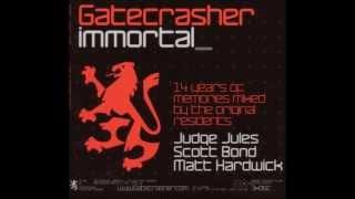 Gatecrasher Immortal Scott Bond  Disc 1