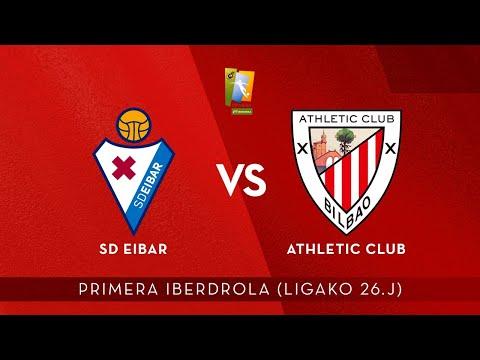 🎧 AUDIO LIVE   SD Eibar vs Athletic Club   Primera Iberdrola 2020-21 I J26. jardunaldia