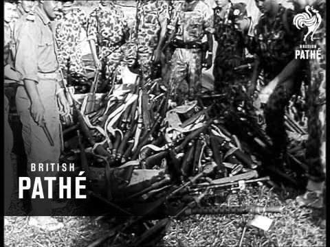 First Report Of Indonesian Civil War (1958)