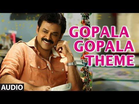 Gopala Gopala theme song   Gopala Gopala   Venkatesh Daggubati, Pawan Kalyan, Shriya Saran