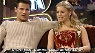 Nick Lachey & Jessica Simpson - Jay Leno *Where You Are*