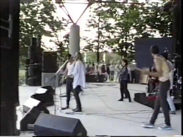 Pikes & Pursuit Of Happiness 1987-07-01 Barrie ON