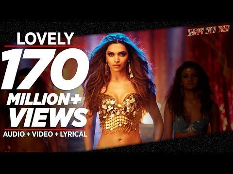 official 39 lovely 39 full video song shah rukh khan