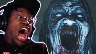We React To The Scariest Gaming Moments