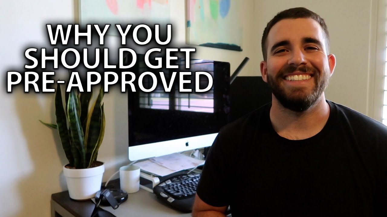 3 Great Benefits to Getting Pre-Approved