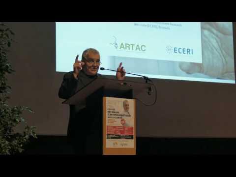Los efectos de las ondas electromagnéticas - Conferencia Dr. Belpomme