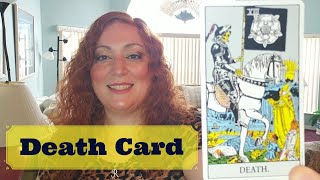 JOURNEY THROUGH THE TAROT: Week with DEATH | Introduction to TEMPERANCE