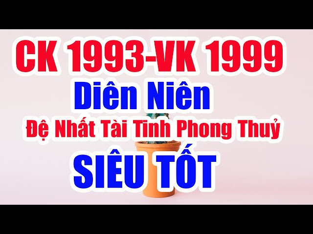 Xem Tuổi Chồng Qúy Dậu 1993 Vợ Kỷ Mão 1999 Có Hợp Nhau Không|Cung Diên Niên|Tử Vi 365