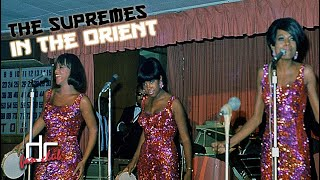 The Supremes In The Orient (1966) (Full Short-Documentary Film)