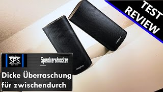 Creative T100 PC Lautsprecher   Test   Review   Soundcheck. Guter Klang am Schreibtisch!