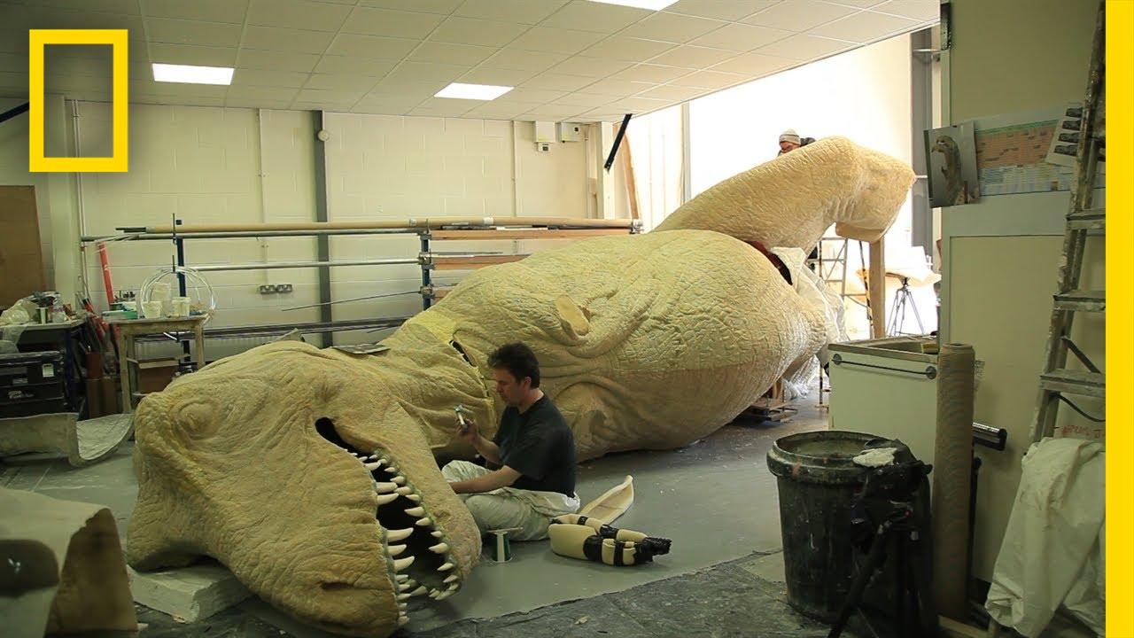 T. rex: Behind the Build | T.rex Autopsy thumbnail