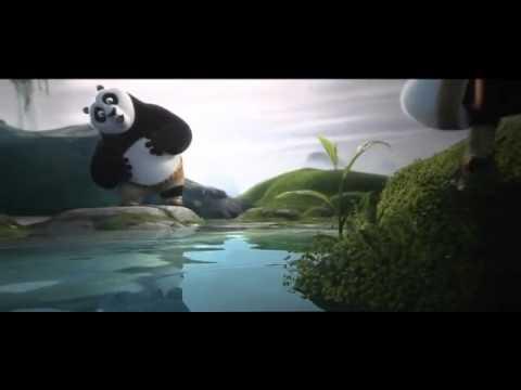 Belső Béke jelenet  a Kung Fu Panda 2- böl letöltés
