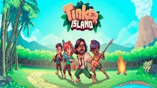 Tinker Island приключения на острове