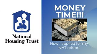 Time to apply for that NHT REFUND!!