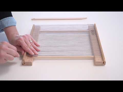 10 Inch Weaving Frame Loom - The Mini