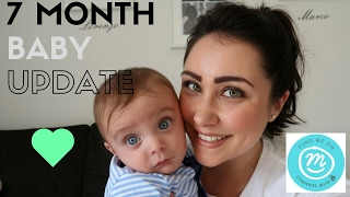 PREMATURE BABY UPDATE! 7 MONTHS OLD! MUMMA IZZO