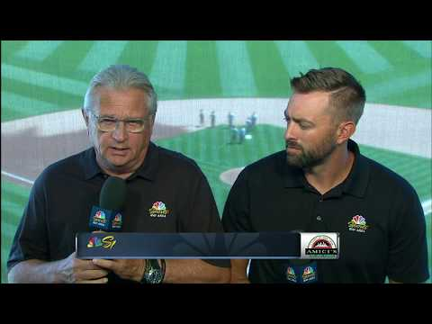 Duane Kuiper & Jeremy Affeldt Share Bizarre Stories From Their Playing Days
