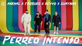 Ankhal, Farruko, Guaynaa & Kevvo - Perreo Intenso (Official Music Video)