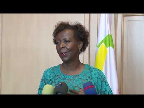 S.E.Mme Louise MUSHIKIWABO, Secrétaire Générale de la Francophonie célèbre le Bénin, un état modèle S.E.Mme Louise MUSHIKIWABO, Secrétaire Générale de la Francophonie célèbre le Bénin, un état modèle