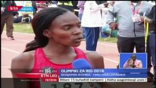 Kenya huenda ikapata medali ya kwanza kupitia Vivian Cheruiyot