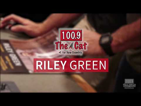 Riley Green with Kevin Richards - Interview | 100.9 The Cat