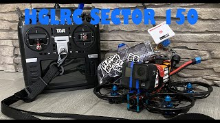 HGLRC Sector 150 Recensione ITA: Drone FPV Cinewhoop IMPRESSIONANTE! Cinematic o Freestyle?