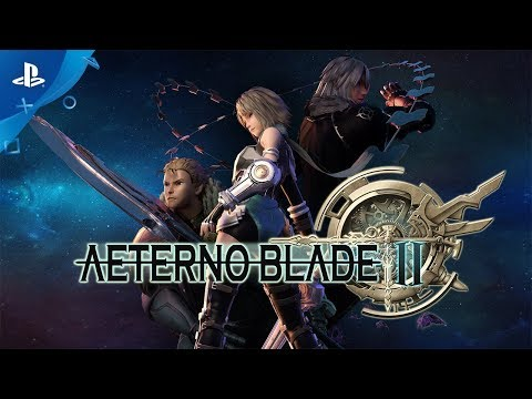 Aeternoblade II | Gameplay Trailer | PS4 thumbnail
