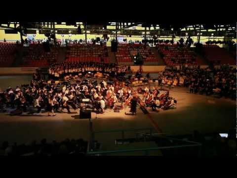 Dartmouth All City Music Program Sportsplex Concert Part 2