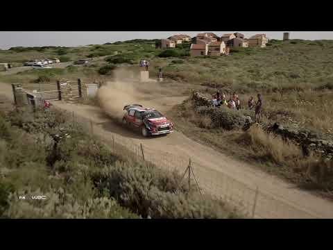 2018 Rally Italia Sardegna - Best of Sunday