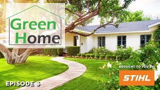 Aerating Your Lawn - Green Home