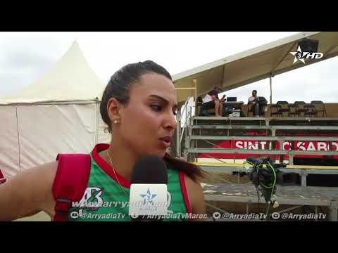 العرب اليوم - شاهد: إيمان زروال تكشف سر تأهُّل المنتخب المغربي لـ