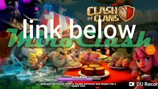 Gambar cover Clash of clans mod apk