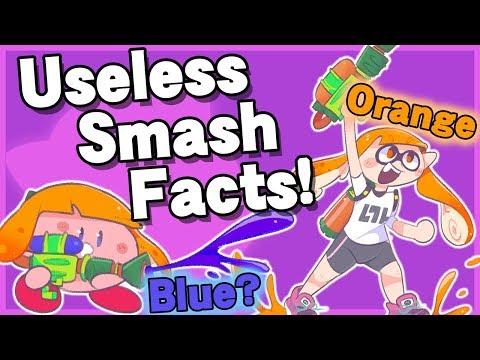 Useless Smash Facts! #3 - Super Smash Bros  Ultimate
