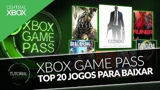 Cartão Xbox Game Pass Assinatura 1 Mês - Brasil