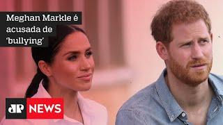 Entrevista de Príncipe Harry e Meghan Markle causa desconforto na família real britânica