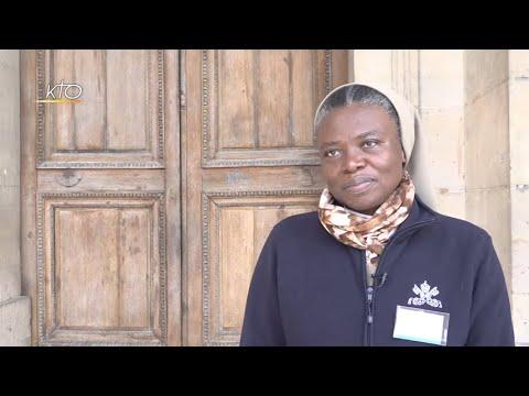 Soeur Aimée Nshobole Maheshe : «¿N'ayons pas peur !¿»