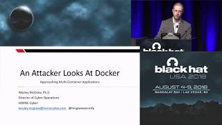 An Attacker Looks at Docker: Approaching Multi-Container Applications