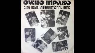City Boys International Band – Owuo Mpaso : 70's GHANA Highlife Folk Old Music FULL Album Songs LP