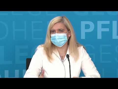 Video zur Pressekonferenz am 4. November 2020