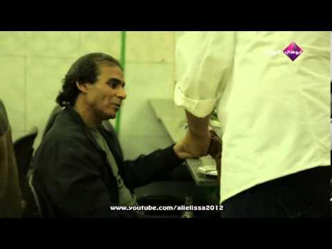 هتعمل اىة لو وقفت تاكسي ولقيت الفنان محمد هنيدى شاهد رد