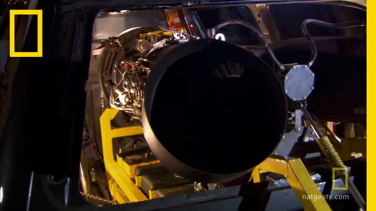 Jet-Powered Minivan | Mad Scientists thumbnail