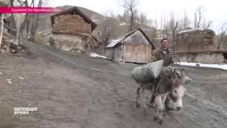 В отдаленные кишлаки Таджикистан пришла зима