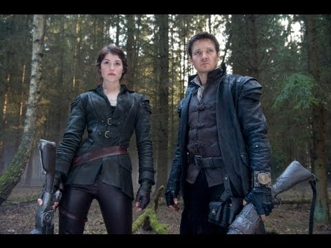 HANSEL & GRETEL: WITCH HUNTERS - Official Restricted Trailer - International English