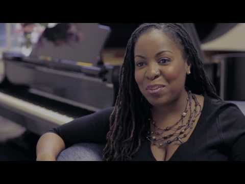 Johnaye Kendrick  Here EPK online metal music video by JOHNAYE KENDRICK