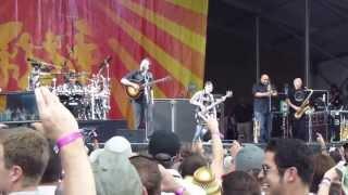 Dave Matthews Band - Jazz Fest - New Orleans - Seven - 4-28-13